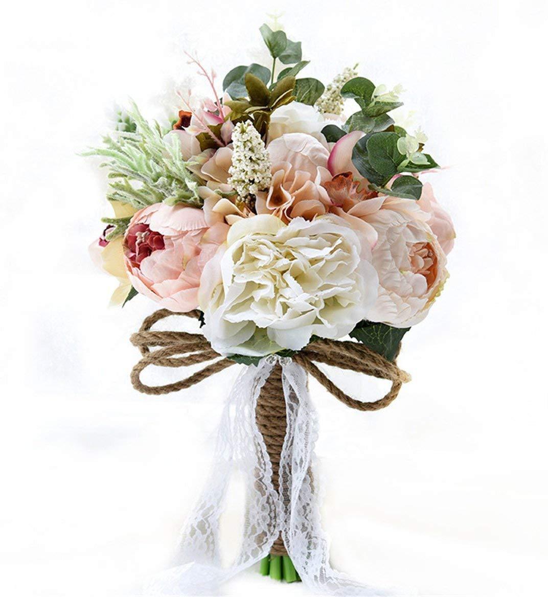 JACKCSALE Wedding Bouquet