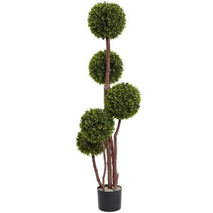 best artificial topiary trees