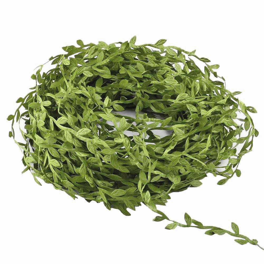 Artificial Eucalyptus Leaf