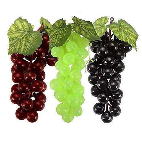 Artificial Grape Fake Grapes