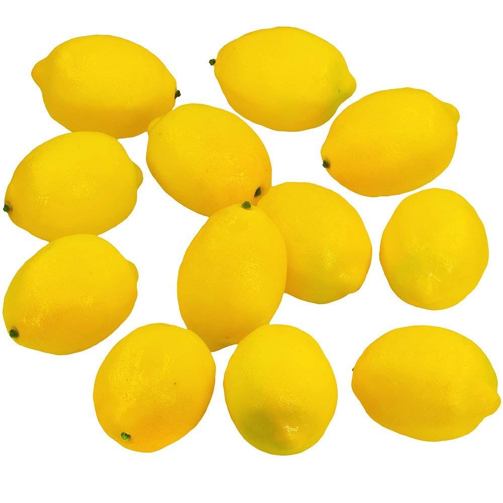 Fake Lemon Foam lemon