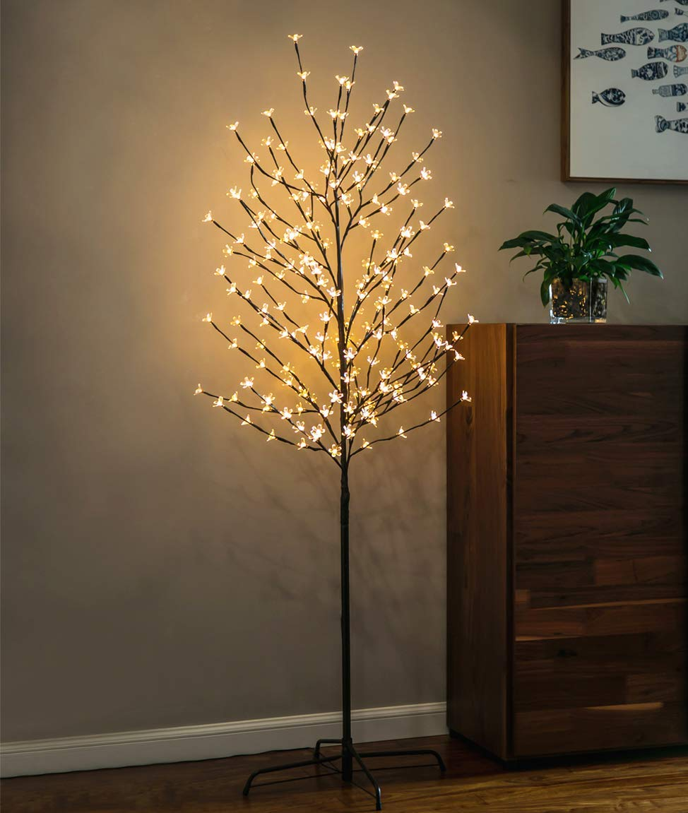 LED Cherry Blossom Tree