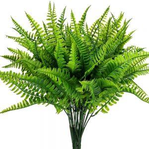best artificial shrubs