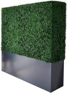 best artificial hedge