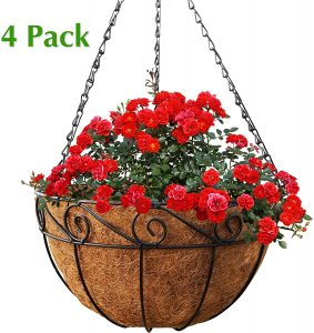 best outdoor hanging planters