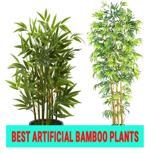 Best artificial bamboo plants